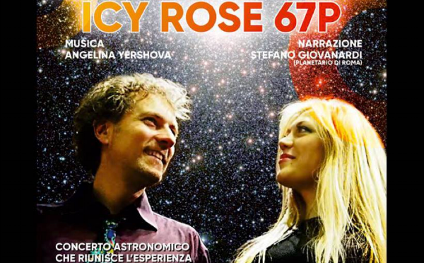 Astroconcert, where science and music collide