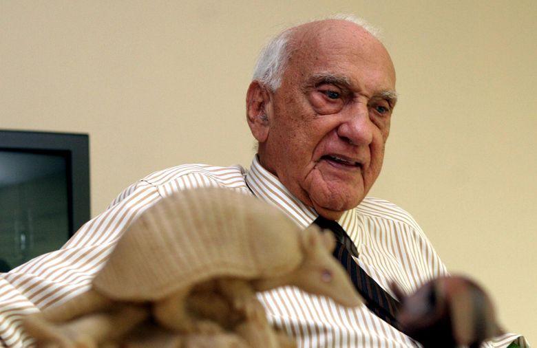 Dr. Jacinto Convit, pionero en el estudio de la lepra.