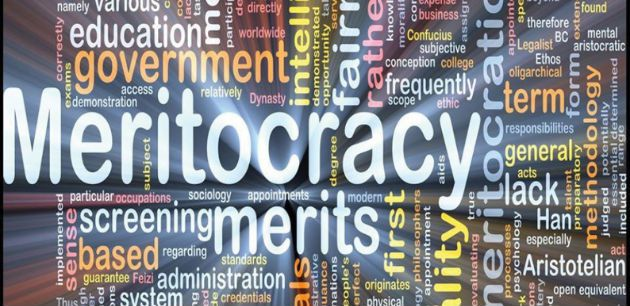 democracia meritocracia felix moronta