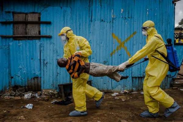 ebola felix moronta