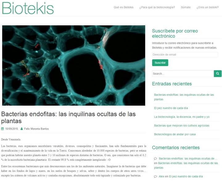 biotekis endofitas felix moronta