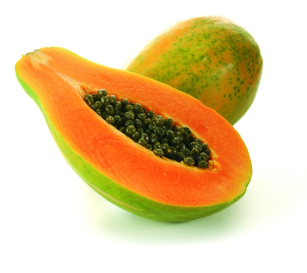 La papaya o lechosa, una fruta tropical de gran importancia económica