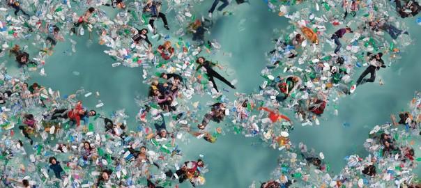 Por un cambio drástico en el uso del plástico, los bioplásticos.