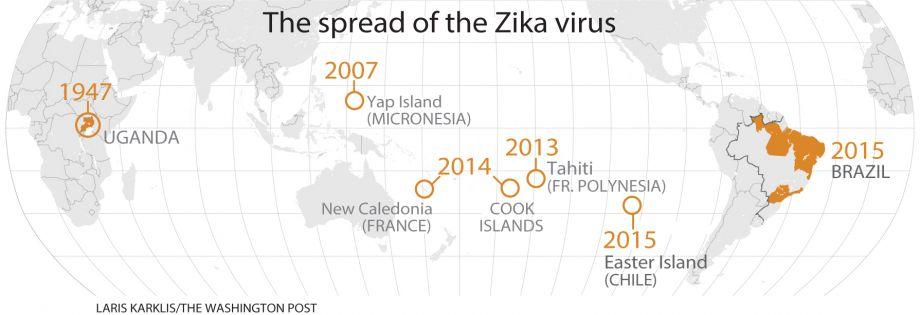 distribucion zika felix moronta